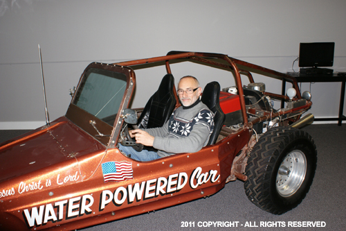 Stan Meyer Dune Buggy